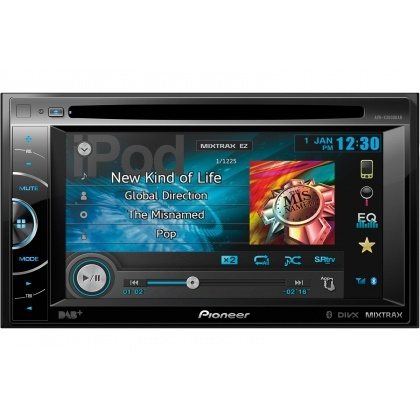 PIONEER AVH-X3600DAB