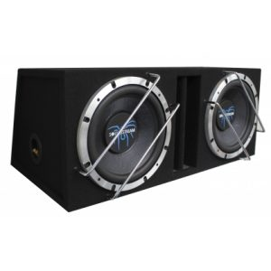 SOUNDSTREAM Extreme Double Trouble XPRO1