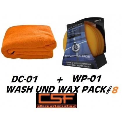 pack wassen