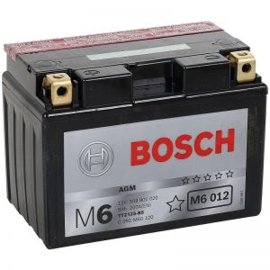 Bosch accu